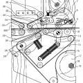 Ilustración 6 de Dispositivo para expulsar soportes de impresión, y máquina de encolado de cajas plegables con tal dispositivo.