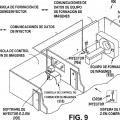 Ilustración 1 de Sistema para hacer funcionar un inyector médico y dispositivo de formación de imágenes para diagnóstico.