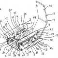 Ilustración 1 de Mecanismo de sincronización para una silla.