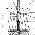 Ilustración 1 de Dispositivo para accionar un elemento de expansión en una espiga.