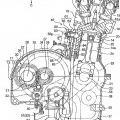 Ilustración 1 de Sistema de refrigeración para motor de combustión interna.
