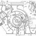 Ilustración 2 de Sistema de accionador de colector y sistema de medición de semillas con el mismo o aparato de bloqueo que lo utiliza.