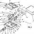 Ilustración 2 de Dispositivo terminal externo para catéteres permanentes.