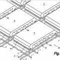 Ilustración 5 de Lámina flexible de ladrillos para la construcción de elementos arquitectónicos, y procedimiento para fabricacación de dicha lámina.