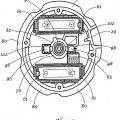 Ilustración 4 de Pedal conmutador para activar un aparato de tratamiento dental o médico.