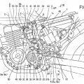 Ilustración 2 de Motocicleta que tiene un sistema de suministro de combustible.
