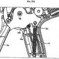 Ilustración 3 de Mecanismo de rueda dentada de aplicador de grapas quirúrgicas.