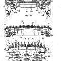 Ilustración 4 de Cepillo de ranurar de minería para sistemas de cepillado y sistema de cepillado para formaciones inclinadas.