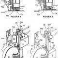 Ilustración 4 de Aparato de drenaje de cisterna con sifón movible.