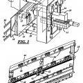 Ilustración 1 de Sistema de manipulación de palés para una máquina herramienta.