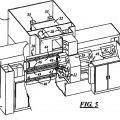 Ilustración 3 de Sistema de manipulación de palés para una máquina herramienta.