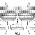 Ilustración 2 de Terminal inferior de extremo de ensamblaje de combustible nuclear.