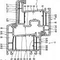 Ilustración 2 de Grupo constructivo de marco para puerta o ventana fabricado de plástico extrudido y de plástico co extrudido y reforzado con fibras.