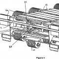 Ilustración 3 de Aparato transportador para la carga y descarga de una aeronave.