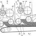 Ilustración 3 de Dispositivo de suministro para suministrar fibras separadas o copos de fibras a un dispositivo de transporte.
