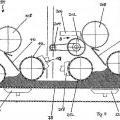 Ilustración 4 de Dispositivo de suministro para suministrar fibras separadas o copos de fibras a un dispositivo de transporte.