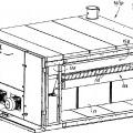 Ilustración 2 de Máquina de tratamiento textil con recuperación de calor.
