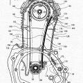 Ilustración 5 de Motor y vehículo del tipo de montar a horcajadas.