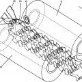 Ilustración 1 de Máquina de desbarbado a cepillos.