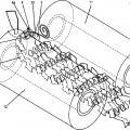 Ilustración 2 de Máquina de desbarbado a cepillos.