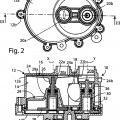 Ilustración 2 de Dispositivo de válvula de desviación, en particular para una máquina para lavar, tal como un lavavajillas.
