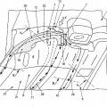 Ilustración 2 de Disposición de travesaño, especialmente disposición de travesaño de suelo y/o de travesaño de espacio para los pies, en una carrocería de vehículo, especialmente en una carrocería de vehículo automóvil.
