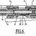 Ilustración 5 de Dispositivo de apertura y de cierre de un batiente.