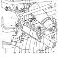 Ilustración 3 de Vehículo de dos ruedas.