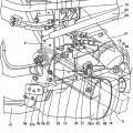 Ilustración 4 de Vehículo de dos ruedas.