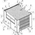 Ilustración 1 de Anillo de aplicación para una caja de palés y caja de palés.