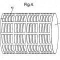Ilustración 4 de Procedimiento para proporcionar una cantidad de un material en partículas, producto y aparato.