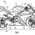 Ilustración 1 de Conjunto de depósito de carburante para una motocicleta y una motocicleta equipada con dicho conjunto de depósito de carburante.