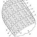 Ilustración 2 de Aparato para pegar dos o más capas para fabricar productos de papel tisú.