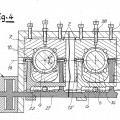 Ilustración 1 de Procedimiento para fabricar cuerpos huecos de plástico moldeados por soplado y cabezal de extrusión múltiple para la realización del procedimiento