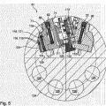 Ilustración 3 de Procedimiento para disponer una plancha de impresión en un cilindro portaplanchas.