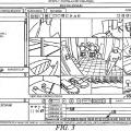 Ilustración 3 de Marcado gráfico de datos de vídeo con entradas del usuario en la videovigilancia.