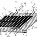 Ilustración 1 de Instalación para la absorción de energía solar.