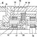 Ilustración 4 de Centrifugadora de husillo con dispositivo de accionamiento.
