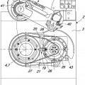 Ilustración 3 de Máquina circular de doble cilindro para producir manufacturas tricotadas tubulares, particularmente para realizar artículos de calcetería o similares.