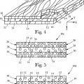 Ilustración 3 de Estructuras fibrosas de baja formación de deshilachados y métodos para fabricarlas.