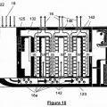 Ilustración 2 de Edificio de centro de datos y método de refrigeración de equipos electrónicos en un edificio de centro de datos.
