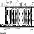 Ilustración 3 de Edificio de centro de datos y método de refrigeración de equipos electrónicos en un edificio de centro de datos.