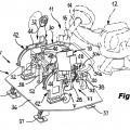Ilustración 2 de Dispositivo de soldadura por resistencia, particularmente para soldar porciones de una carrocería de vehículo a motor.