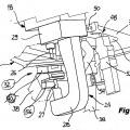 Ilustración 4 de Dispositivo de soldadura por resistencia, particularmente para soldar porciones de una carrocería de vehículo a motor.