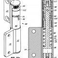 Ilustración 3 de Dispositivo de bisagra para puertas, postigos y similares.