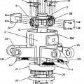 Ilustración 3 de Junta universal de velocidad constante para rotor de helicóptero.