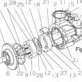 Ilustración 1 de Bomba de anillo dentado.