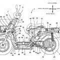 Ilustración 2 de Motocicleta eléctrica.