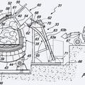Ilustración 2 de Aparato para fundir y refinar metales no ferrosos impuros, particularmente desechos de cobre y/o de cobre impuro que se originan durante el procesamiento de minerales.