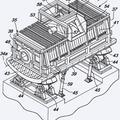 Ilustración 3 de Aparato para fundir y refinar metales no ferrosos impuros, particularmente desechos de cobre y/o de cobre impuro que se originan durante el procesamiento de minerales.